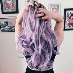 Lilac Beauty Layered Lacefront Wig 24-28 Inches