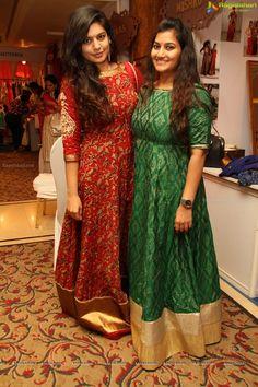 Long Dresses made out of old and Damaged Sarees Dress made out of saree Kalamkari Dresses, Ikkat Dresses, Saree Gown, Sari Dress, Lehenga, Designer Anarkali Dresses, Designer Dresses, Long Gown Dress, Long Frock