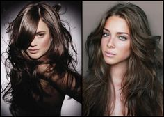 Trending Hair Colors: Formulations For Silvery Brown Given Away #haircolor #hair #haircare
