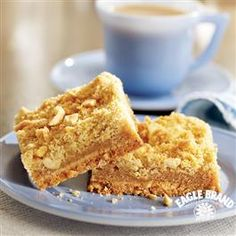 Golden Peanut Butter Bars from Eagle Brand®http://www.eaglebrand.com/recipes/details/?RecipeId=4253&categoryIndex=1