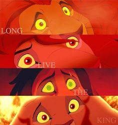 king - long live the king. mufasa samba scar kiaralion king - long live the king. Kiara Lion King, Lion King Simba's Pride, Lion King 3, Lion King Fan Art, Lion King Movie, Disney Lion King, Lion King Broadway, Walt Disney, Disney Love