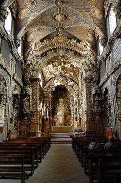 Igreja Santa Clara - Porto - II