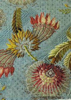 ♒ Enchanting Embroidery ♒  Fondazione Ratti