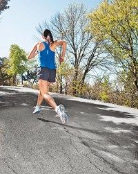 The Busy Runner's Guide to Losing Weight