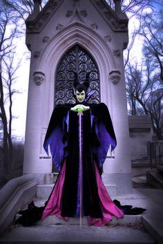 maleficent cosplay | Cosplay de Maleficent Extrait de Sleeping Beauty fait par Ivy ...