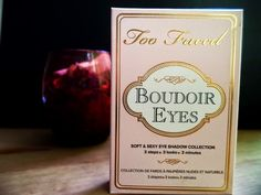 Shapeshifts - Vicky Seven Makeup: Review: Too Faced - Boudoir Eyes [ITA]