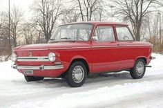1961 NSU Prinz 4, was the car my dad had when I was very young as he was a travelling salesman and this German built car helped him go up mountain roads in the winter where there would be snow because the engine is in the back, in the trunk, so the weight gives good traction. Except I wonder how he made out coming down the twisty mountain roads when he had to use the brakes to slow down for the turns?