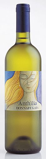 In stock - 13,–€ 2010 Donnafugata Anthília, white dry , Italy - 86pt ine has straw-yellow colour, intense and complex aroma. It is dry, fresh with nice fruity persistency and spicy acid.