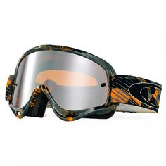Brand new Oakley Kids XS O Frame Goggles available at www.dirtbikexpress.co.uk