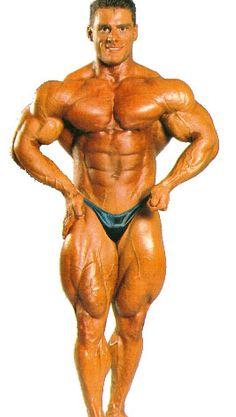 Paul Demayo, aka Quadzilla. Best pair of legs in bodybuilding, bar Platz. RIP Paul.