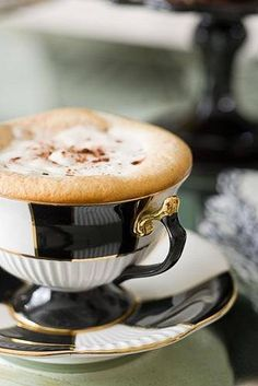 Frivolous Fabulous - Lovely Coffee for Miss Frivolous Fabulous