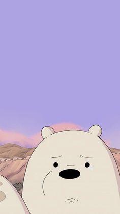 We Bare Bears, Handy Hintergrundbilder, Handy Wallpaper, Cartoon Characte . Cute Disney Wallpaper, Kawaii Wallpaper, Cute Cartoon Wallpapers, Wallpaper Iphone Cute, Cellphone Wallpaper, Cute Home Screen Wallpaper, Cute Wallpaper Backgrounds, Wallpaper Quotes, Ice Bear We Bare Bears