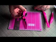 Want to learn about the We R Memory Keepers Mini Tool Kit? Watch this video!