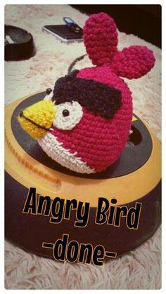 Burung yang Marah