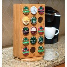 Universal Keurig K cup Storage Rack 35 Capacity Can Be Used on