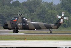 TNI-AU Sikorsky S-58T aircraft picture