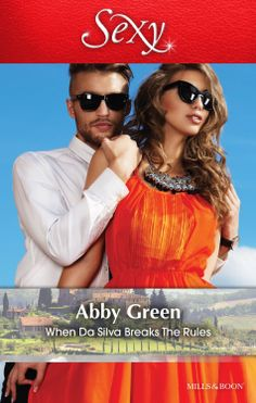 Amazon.com: Mills & Boon : When Da Silva Breaks The Rules (Blood Brothers) eBook: Abby Green: Kindle Store