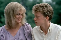 SIXTEEN CANDLES, Haviland Morris, Anthony Michael Hall, 1984. (c)Universal Pictures.