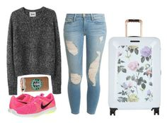 """""""Travel Style"""" by peacecookie34 ❤ liked on Polyvore"""