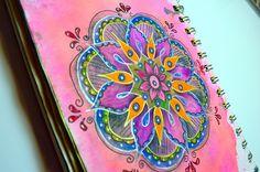Mandala by DionDior, via Flickr