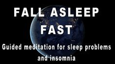 Guided Meditation fall Asleep Fast into deep Relaxation and Sleep: CALM Space©=>