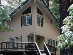 Chalet vacation rental in Arnold from VRBO.com! #vacation #rental #travel #vrbo