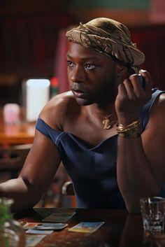 """Lafayette in HBO Series """"True Blood"""" #tarot"""