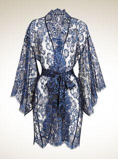Agent Provocateur AW2013 - 'Mei' Kimono