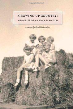 Iowa farm girl