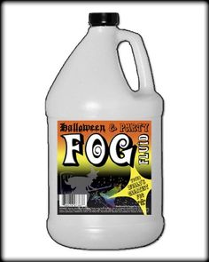 Step by step instructions for How To Make Fog for your Halloween graveyard with an inexpensive fog machine and a few construction supplies.
