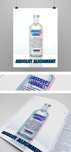 Absolute - Advertising on Behance