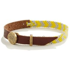 Madewell Leather Wrap Bracelet. layer them for a casual funky yet classic mix