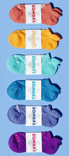 Need a great gift that gives back? Try soft pima cotton Bombas socks. 20% off your order plus free shipping. 1 pair purchased = 1 pair donated.