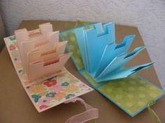 Paper Crafts Origami, Origami Box, Diy Paper, Paper Crafting, Mini Scrapbook Albums, Scrapbook Paper, Mini Albums, Diy Arts And Crafts, Cute Crafts