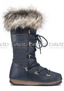 2e94f7dfb2b detail Dámské boty Tecnica Moon Boot We Monaco denim Mid Calf Boots