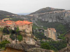 Meteoras - Fotografía: Paulo Portugal Mykonos, Santorini, Grand Canyon, Portugal, Nature, Travel, Greek Isles, Athens, Cruise