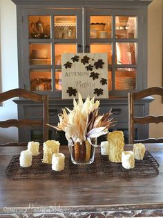 Festival of Fall Tour http://countrydesignstyle.com #fall #falldecor