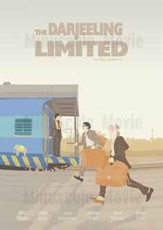 WES ANDERSON COLLECTION Movie Prints pack by MinusculeMotion