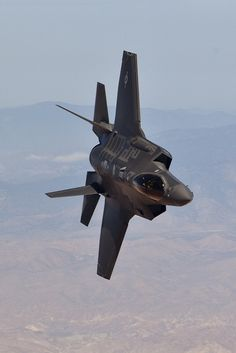 F-35A in Flight by Lockheed Martin, via Flickr