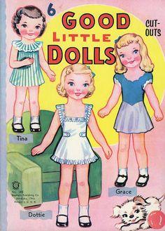6 Good little Girls – Bobe Green – Webová alba Picasa