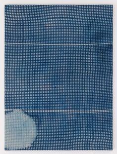 Hugh Scott-Douglas | Untitled, Cyanotype