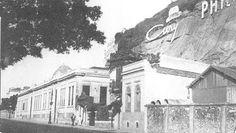 Fotos antigas do Rio de Janeiro - Page 99 - SkyscraperCity Policlinica Botafogo anos 1920