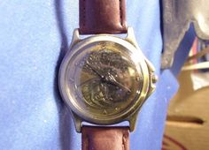 Retro LIMITED EDITION 1992-1997 FOXWOODS Resort in Maine Wristwatch by Fossil