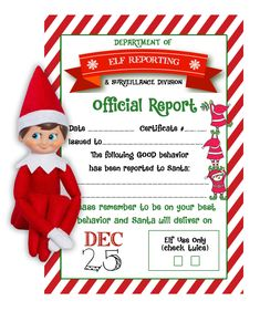 This item is unavailable Elf on the Shelf Report Naughty or Nice Kids Christmas Elf On Shelf Letter, Elf Letters, Santa Letter, Elf Goodbye Letter, Awesome Elf On The Shelf Ideas, Der Elf, Elf Auf Dem Regal, Elf On The Self, Naughty Elf