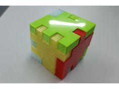 GrblGrus's Cube Puzzle cnc/laser by Lion4H