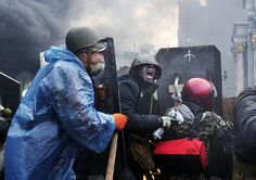 Russia continues to support the Yanukovych regime and has referred to the...