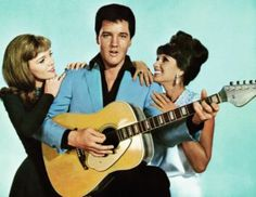 Elvis Presley in Double Trouble. Though the film is set in Britain and Belgium, the scenes were shot entirely in Hollywood.