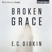 I finished listening to Broken Grace by E. C. Diskin, narrated by Emily Sutton-Smith, Scott Merriman on my Audible app.  Try Audible and get it free.