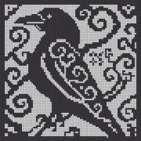 "Gallery.ru / Olgakam - Альбом ""Птицы (схемы) 3"""