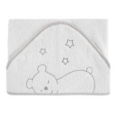 Capa de baño para bebé Colección Sueños Gris